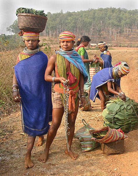 Orissa women