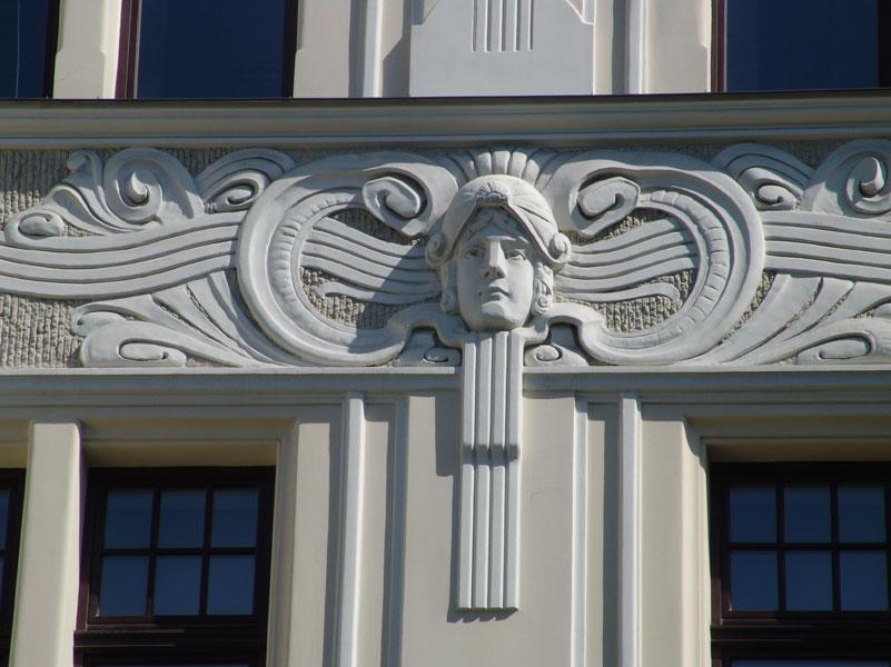 Art Nouveau In Riga International Travel News