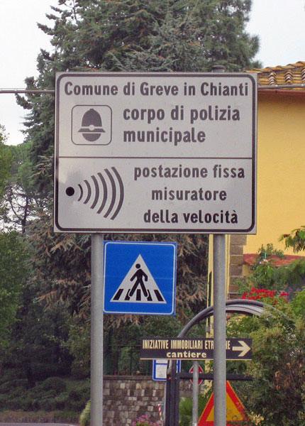 Beware Of Limited Traffic Zones International Travel News