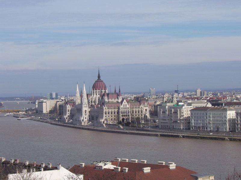 Europe City Break at Prague, Vienna, & Budapest