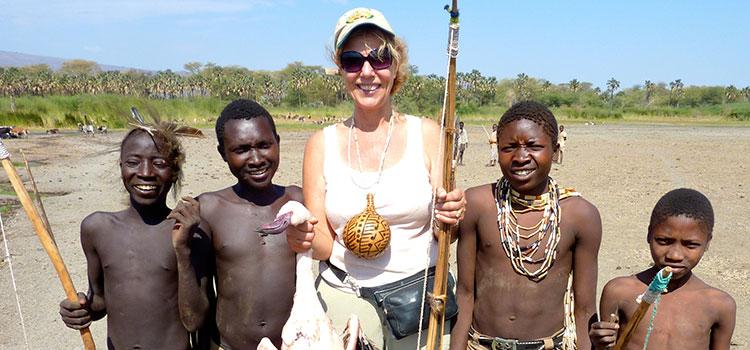 Hunting With The Hadza International Travel News