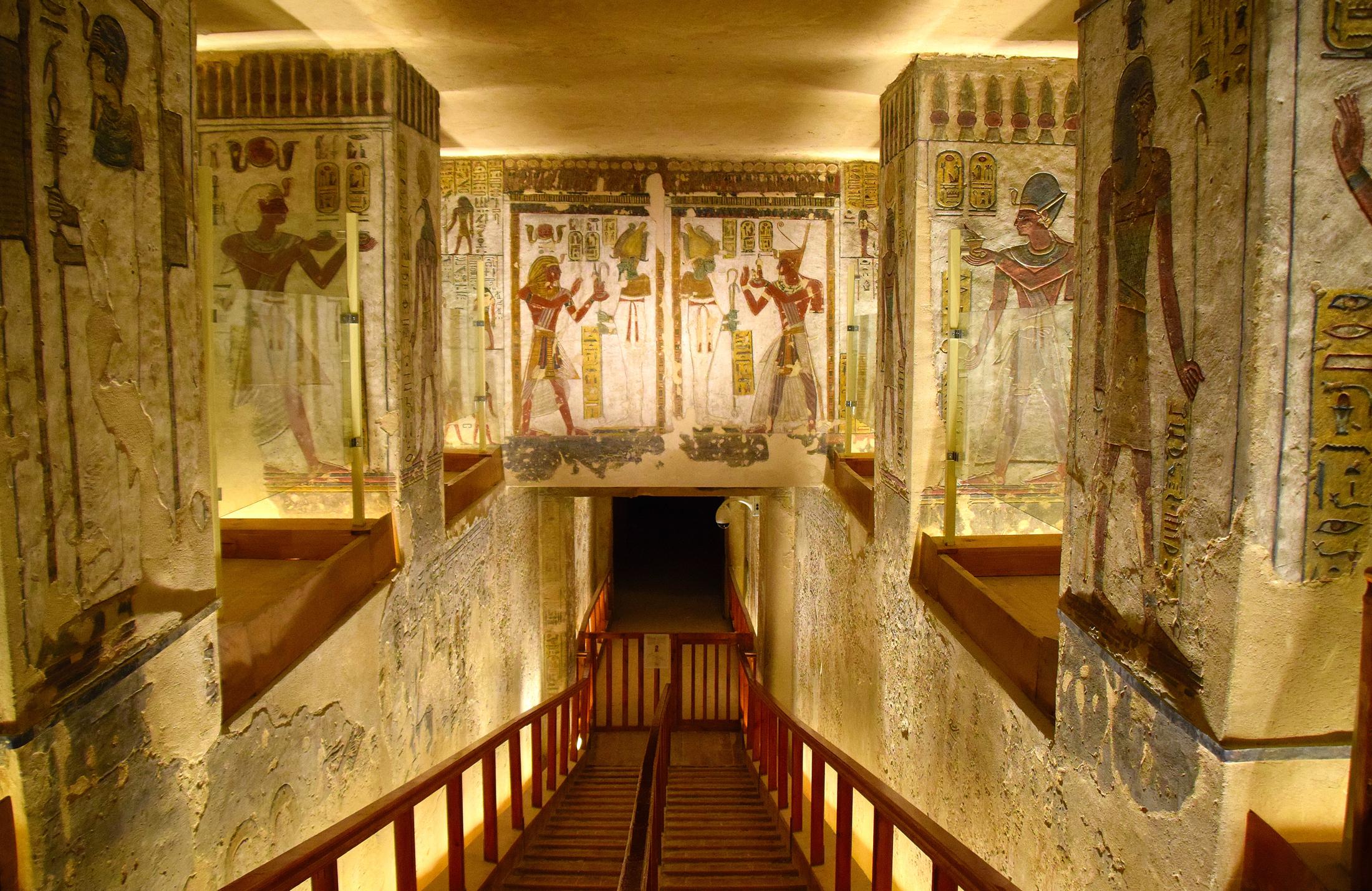 Nefertiti Tomb