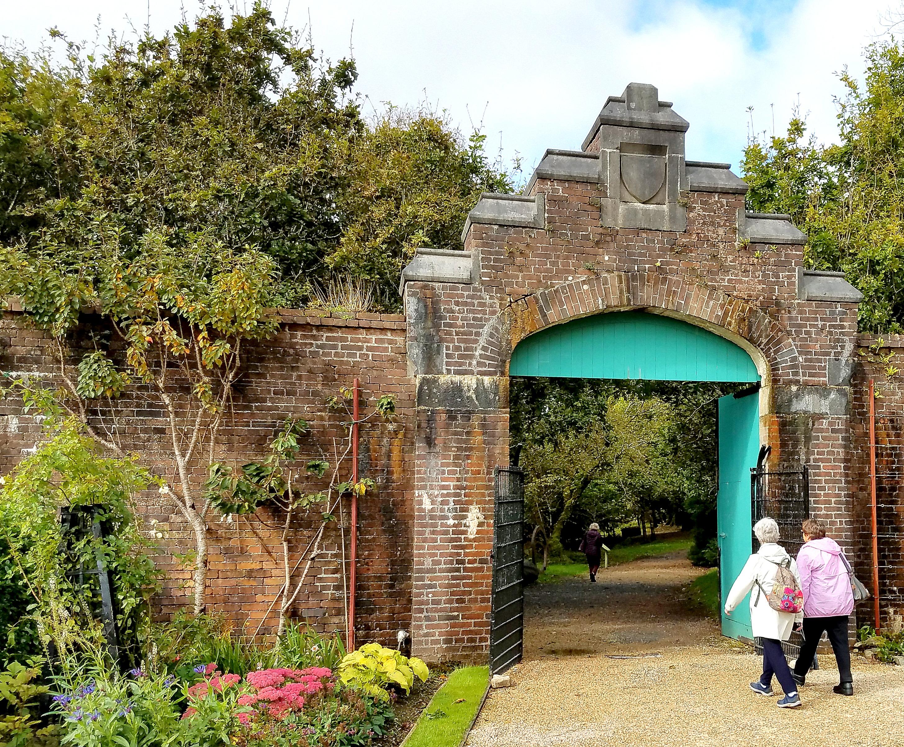 Kylemore Abbey\'s Victorian walled garden | International Travel News